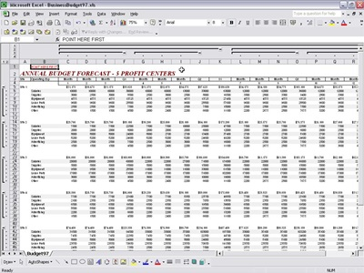Budget forecasting template idealstalist budget forecasting template accmission Choice Image