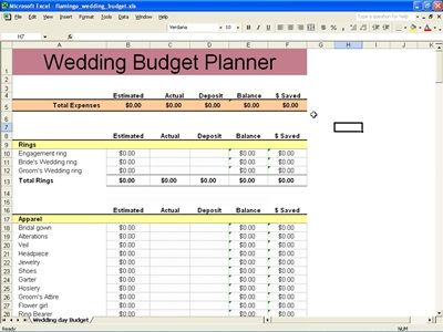 printable budget planner new calendar template site. Black Bedroom Furniture Sets. Home Design Ideas