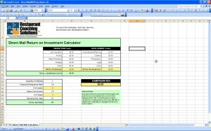 cash flow roi valuation model audit