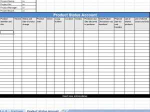 Prince2 Templates For Excel Prince2 Templates