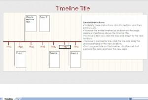 Excel Timeline