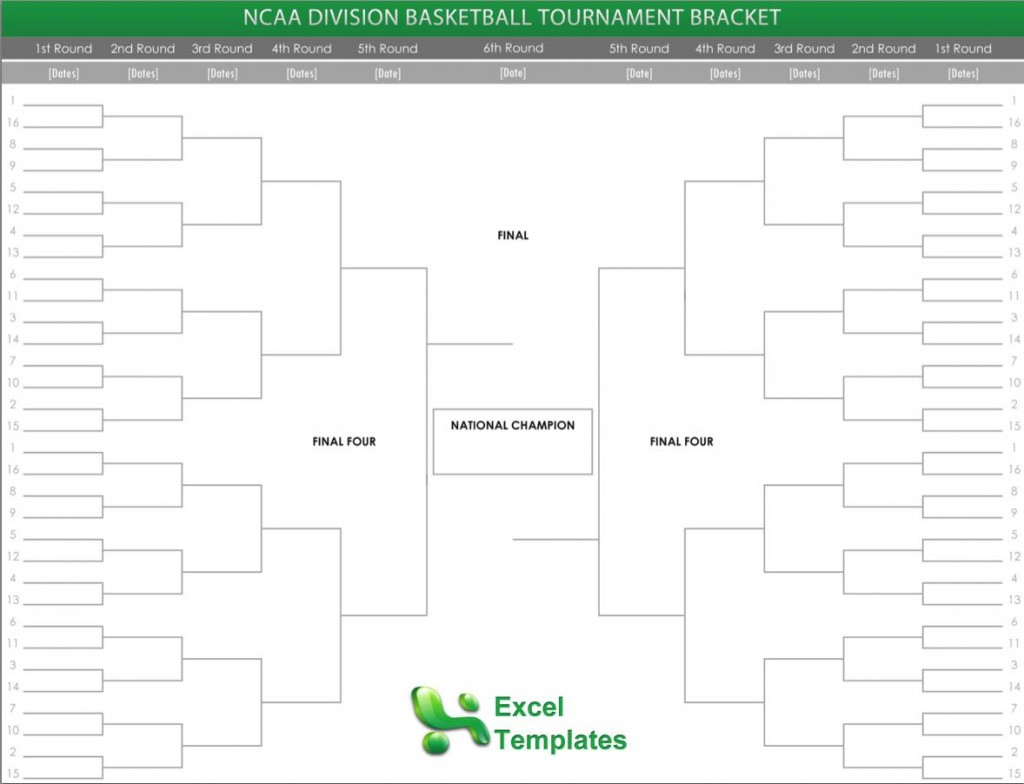 game brackets templates - bracket template printable free bracket template