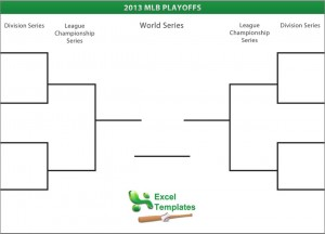 free mlb playoff bracket
