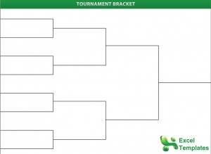 ncaa brackets templates