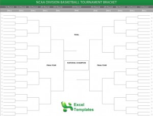free ncaa college basketball bracket