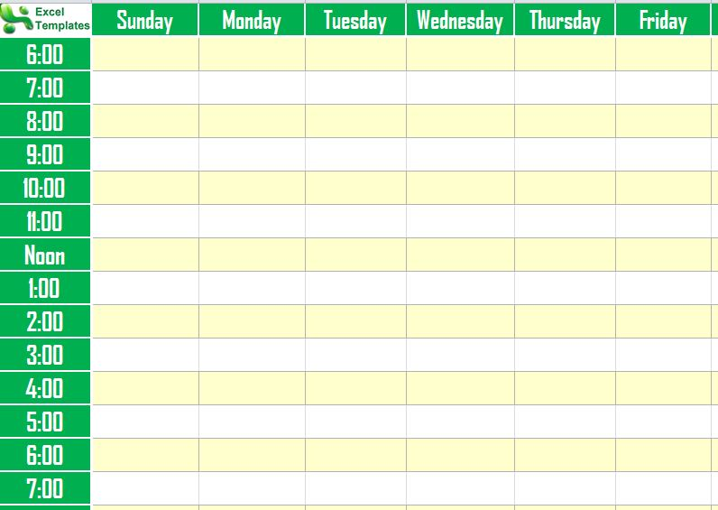 availability template excel - pin availability calendar template iwpsdnet on pinterest
