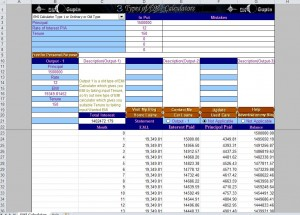 Personal Loan EMI Calculator from ExcelTemplates.net