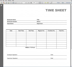 Free printable time cards sheets hot girls wallpaper for Blank task card template