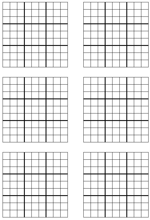 Candid image in sudoku printable grid