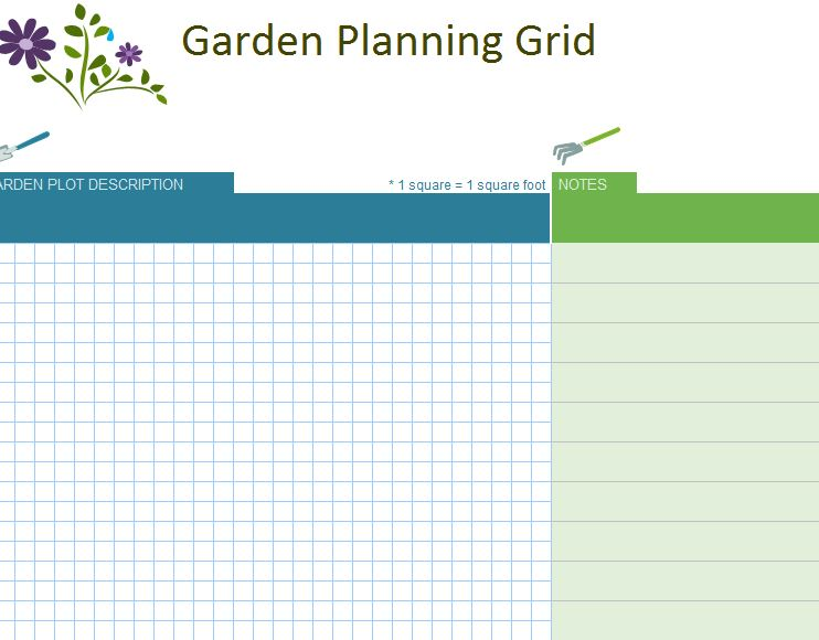 Garden planner garden design planner for Planning my garden layout