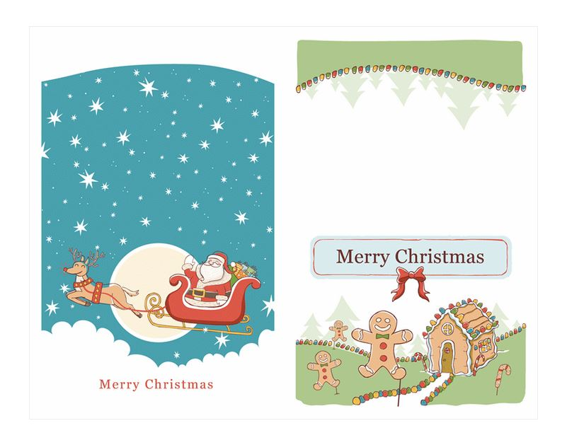 Free Christmas Notecards