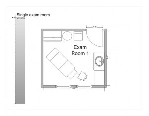 Free Medical Office Layout Template