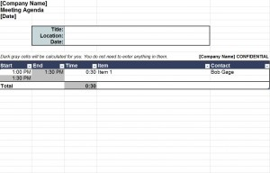 pta meeting agenda template .