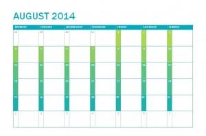 Free 2014-15 School Calendar
