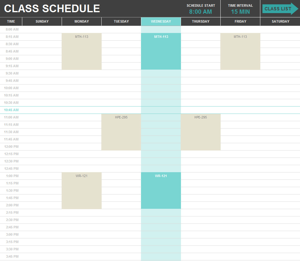 Shipping Schedule Template project proposal template free download – Shipping Schedule Template
