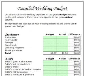 Detailed-Wedding-Budget-Template