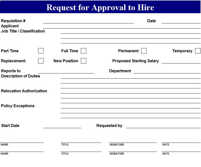 new hire forms template - 28 images - new employee orientation ...