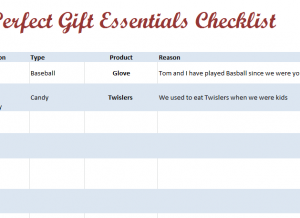 Holiday Gift Checklist (1)