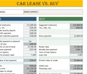 How to Calculate a Lease Payment 12 Steps with Pictures