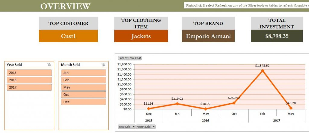 clothing store inventory keeper  exceltemplates free download