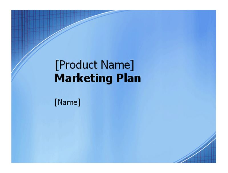 The Marketing PowerPoint Template