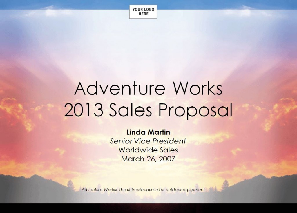 The Sales Strategy Template