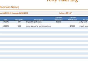 Cash Flow Worksheet   Cash Flow Excel